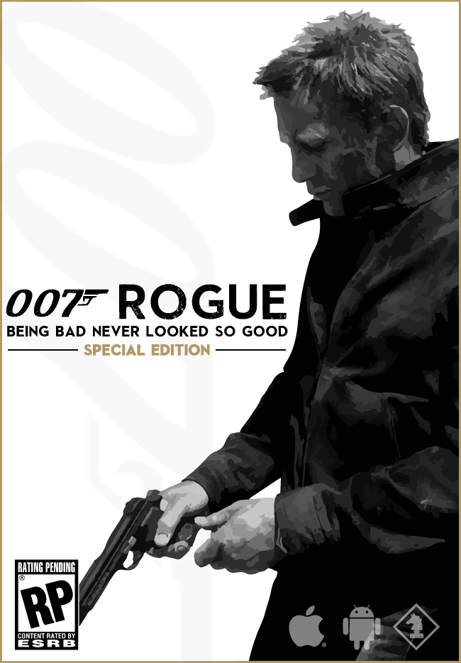 007 Rogue – Proposal Game Cover