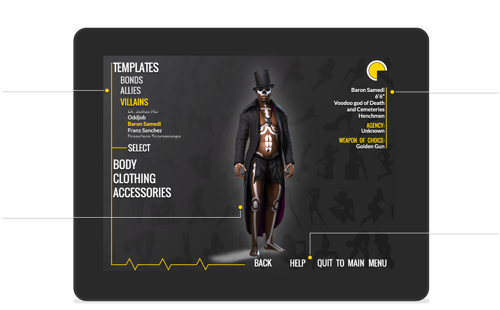 Build your Agent – Screenshot