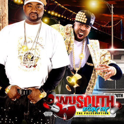 Wu South, Vol. 1 (with Ratched Rush) (2005)