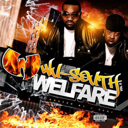 Wu South, Vol. 2 (with Ratched Rush) (2009)