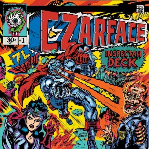 Czarface (with 7L & Esoteric as CZARFACE) (2013)