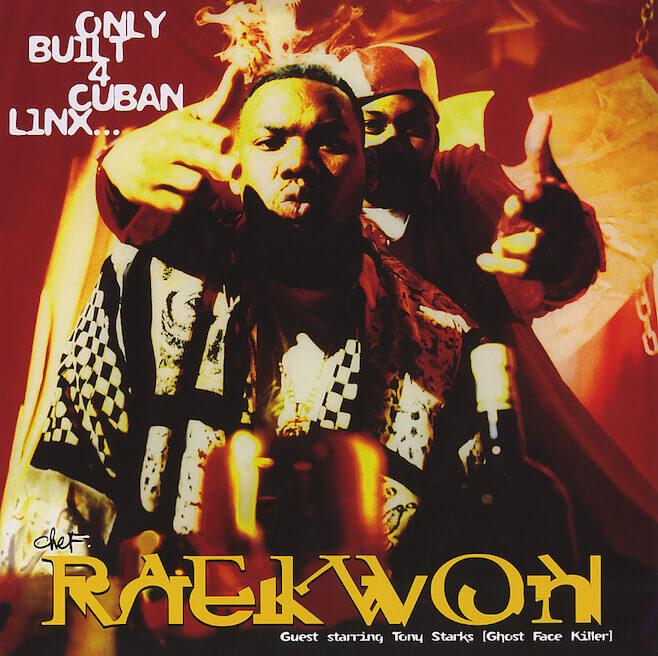 Only Built 4 Cuban Linx… (1995)