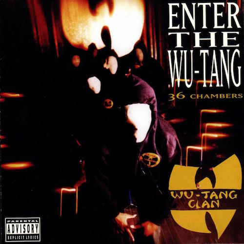 Enter The Wu-Tang: 36 Chambers (1993)