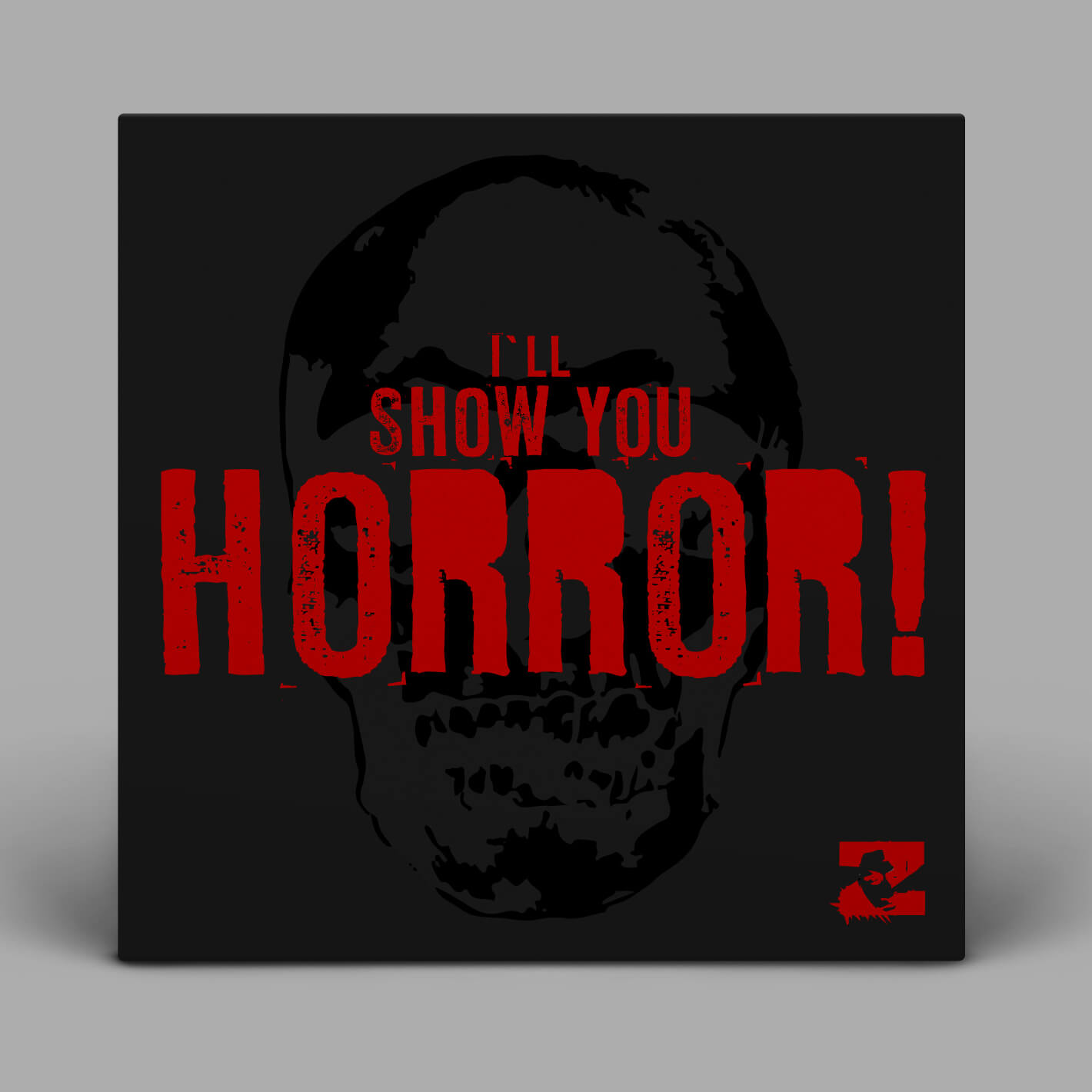 I'll Show You Horror! Part 1: Cover