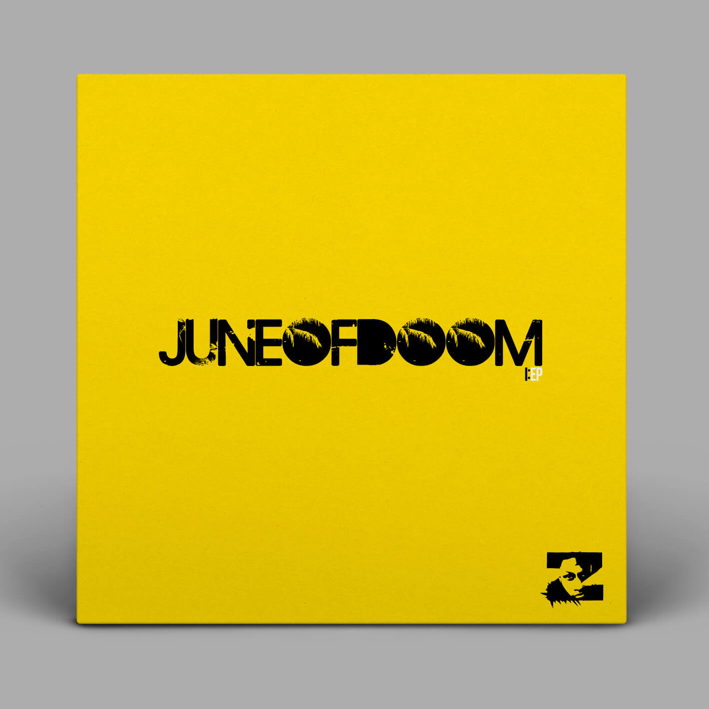 JUNEOFDOOM, I:EP: Cover