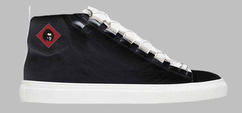 Shogun of Harlem Academy: Sneaker