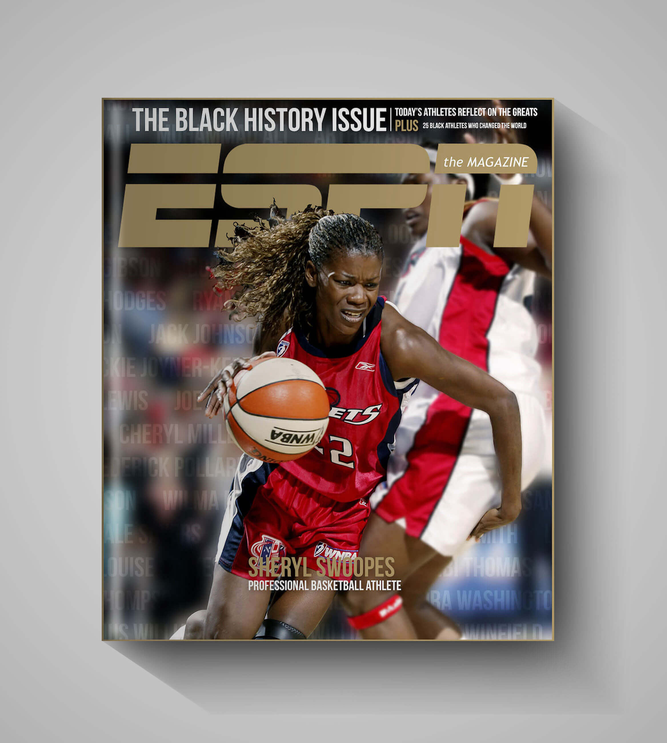 ESPN Magazine Covers