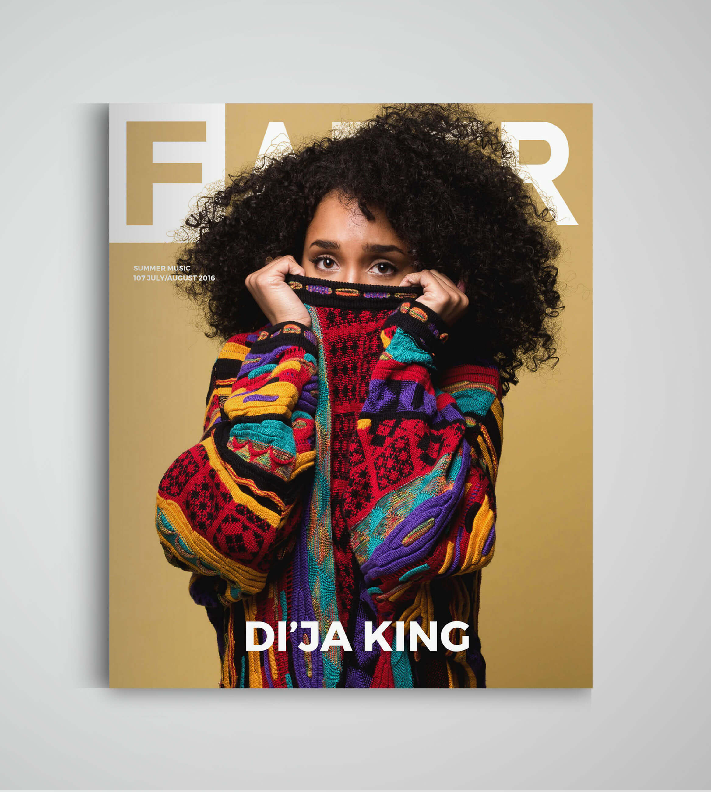 Fader Magazine Covers