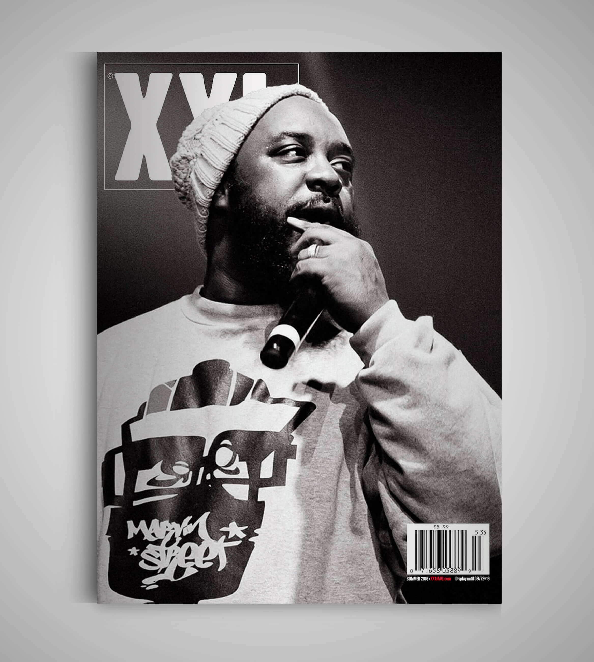 XXL Magazine Covers