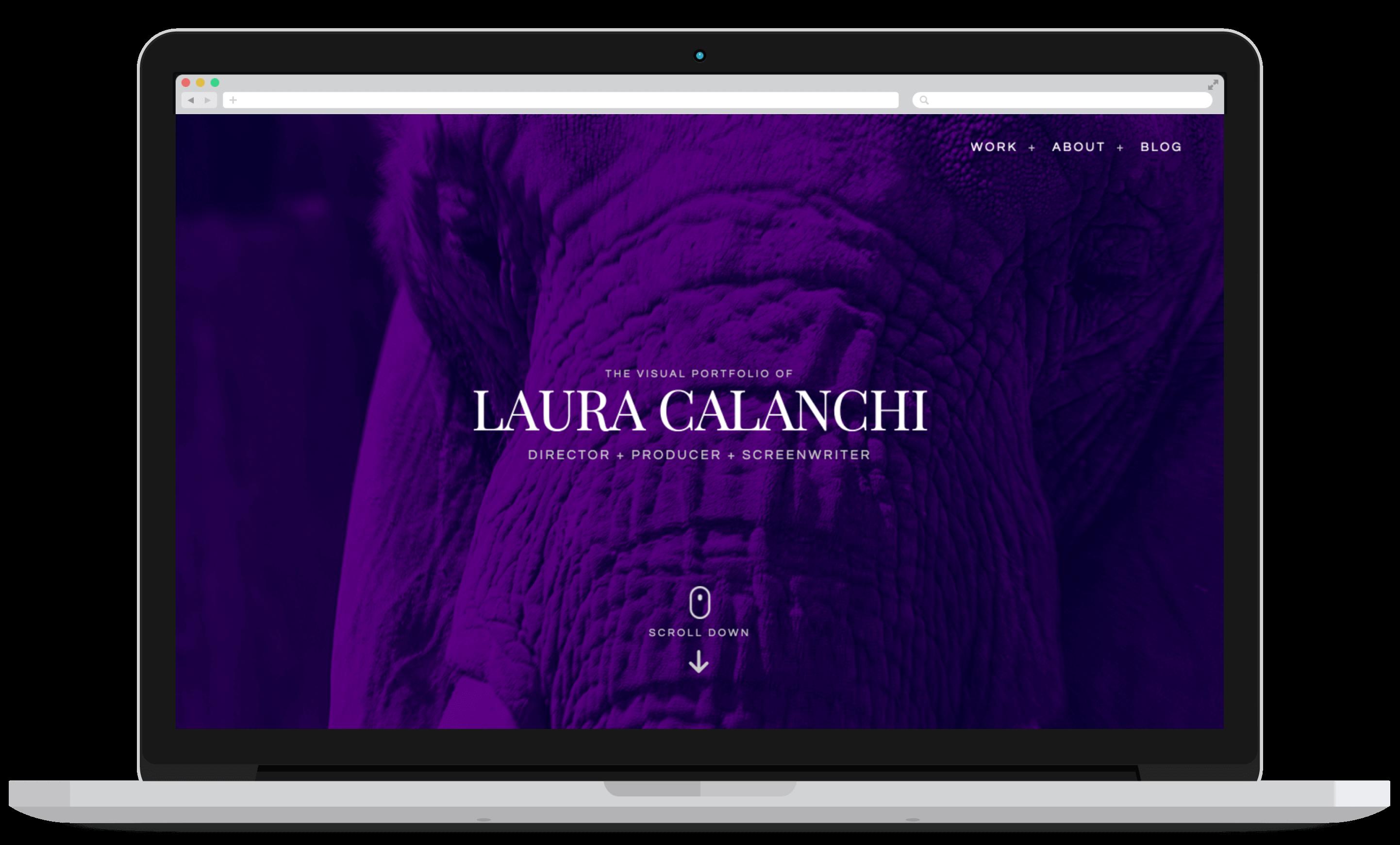 Screenshots: Desktop