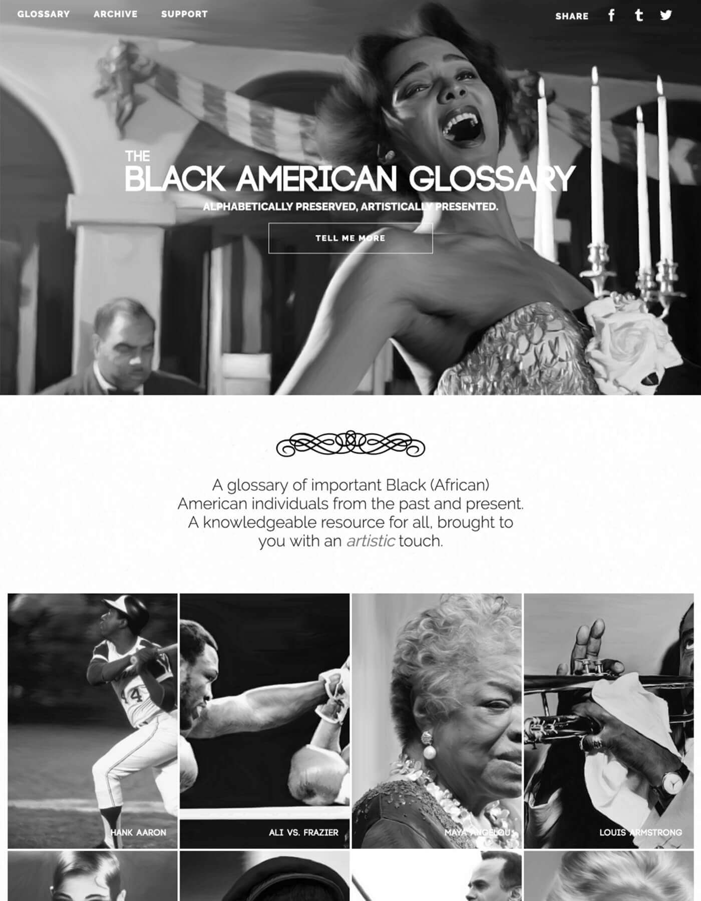 The Black American Glossary: 2014